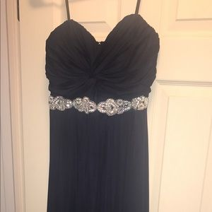 Davids bridal long gown